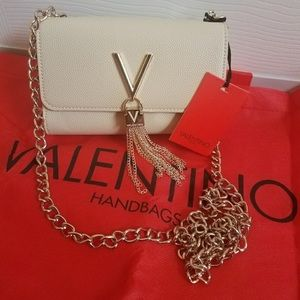 NWT Mario Valentino Shoulder Bag AUTHENTIC
